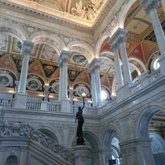 Photo taken at Library of Congress by Megan B. on 6/11/2013