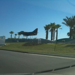 Photo taken at Pensacola International Airport (PNS) by CaptRob L. on 10/24/2012