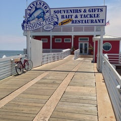 Photo taken at Jimmy's On The Pier by Stan S. on 6/8/2013