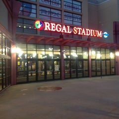 Photo taken at Regal Cinemas Cantera 17 & RPX by Carl R. on 5/16/2013