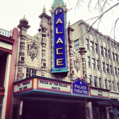 Photo taken at Louisville Palace Theatre by Mario B. on 3/15/2013