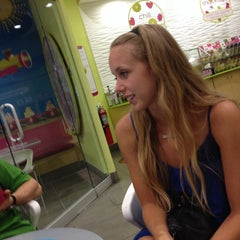 Photo taken at Menchie's by Paul M. on 5/31/2015