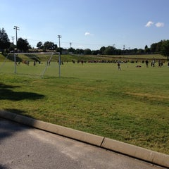 Photo taken at Mesa Soccer Complex by Dan M. on 9/14/2013