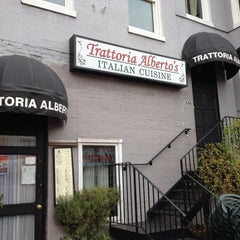 Photo taken at Trattoria Alberto of Capitol Hill by Russ P. on 12/2/2013