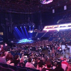 Photo taken at BOK Center by Paul W. on 3/11/2013