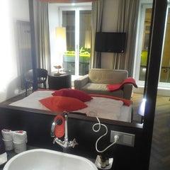 Das Foto wurde bei Hotel Hollmann Beletage von Stephan R. am 2/18/2014 aufgenommen