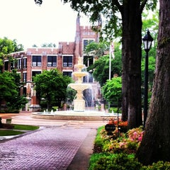 Photo taken at University of North Alabama by Benjamin M. on 5/11/2013