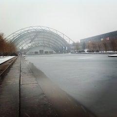 Das Foto wurde bei Leipziger Messe von Peter C. am 3/18/2013 aufgenommen