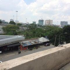 Photo taken at Pantai Dalam by Ifwat R. on 7/24/2015