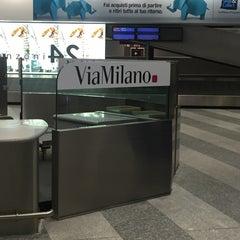 """Photo taken at Aeroporto di Milano Malpensa """"Città di Milano"""" (MXP) by Наталья М. on 2/12/2016"""