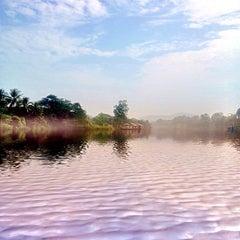 Photo taken at เดือนฉายรีสอร์ท กาญจนบุรี by Pat C. on 2/18/2015