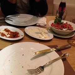 Photo taken at Boğaziçi A`la Restaurant by İsa- M. on 10/14/2013