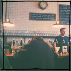 Photo taken at The Southampton Arms by M.J. M. on 10/21/2012