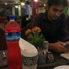 Photo taken at Habibi Restaurant by Abbaš W. on 7/16/2013