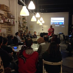 Photo taken at Cocorocó Coworking by Fernando M. on 12/11/2014