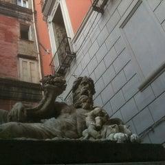 Photo taken at Il Corpo di Napoli by Carlo M. on 1/31/2013