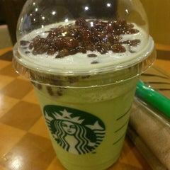 Photo taken at Starbucks (สตาร์บัคส์) by Nan N. on 5/23/2013
