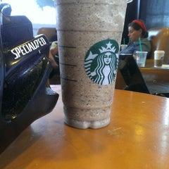 Photo taken at Starbucks by Marian M. on 2/16/2014
