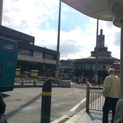 Photo taken at Queen Square Bus Station by zanna A. on 9/9/2014