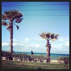 Photo taken at Γλυφάδα (Glyfada) by Annie . on 3/15/2013