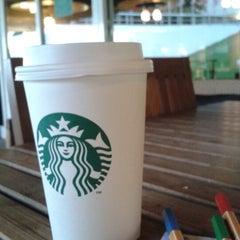 Photo taken at Starbucks by Pame V. on 5/14/2013