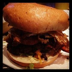 Photo taken at Stella's Hamburgers by Shane A. on 11/21/2012