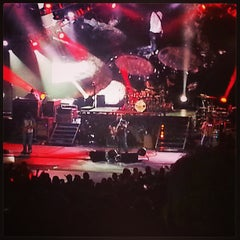 Photo taken at PNC Bank Arts Center by Justin M. on 7/20/2013