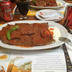 Photo taken at Şan İskender by Mine🌸 on 6/3/2013