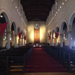 Photo taken at Saint Joseph Cathedral by Gülay K. on 6/8/2014