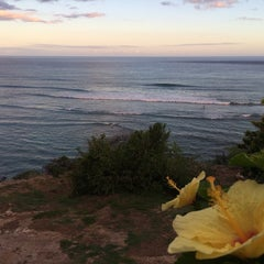 Photo taken at Diamond Head Scenic Point by Chris N. on 9/2/2015