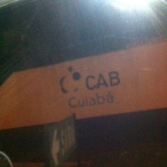 Photo taken at CAB Cuiabá - Carumbé by Kinssiger A. on 2/1/2013