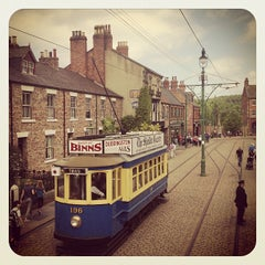 Photo taken at Beamish Museum by Gökhan A. on 6/9/2013