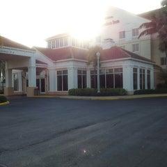 Photo taken at Hilton Garden Inn Boca Raton by Tianna M. on 3/10/2013