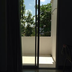 Photo taken at Rainbow Hotel | Krabi by Irina S. on 3/13/2014