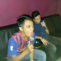 Photo taken at Bintang Gemilang Karaoke by Afiq A. on 8/13/2013