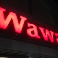 Photo taken at Wawa by Rick C. on 10/27/2013