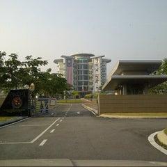 Photo taken at Akademi Kepimpinan Pengajian Tinggi (AKEPT) by Fathoni U. on 3/25/2013