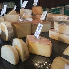 Photo taken at Rubiners Cheesemongers by Gaye W. on 6/15/2014