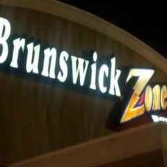 Photo taken at Brunswick Zone XL - Naperville by Frank M. on 2/11/2013
