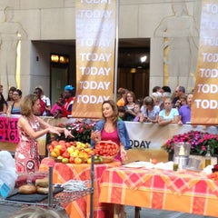 Photo taken at TODAY Show by Susan on 7/31/2013