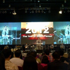 Photo taken at GBI PRJ - ICC by Sugianti L. on 12/9/2012