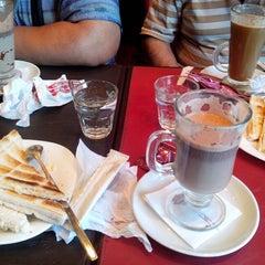 Photo taken at Tienda de Café by Anne C. on 12/7/2013