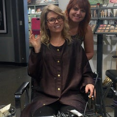 Photo taken at LUX Salon/Spa by Shannon N. on 4/27/2015