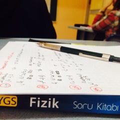 Photo taken at Birey Dershanesi by Hacer Merve Ö. on 12/26/2014