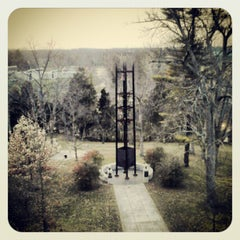 Photo taken at Peabody Hall by Andrew G. on 11/27/2012