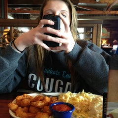 Photo taken at Red Lobster by Anne M. on 2/2/2013