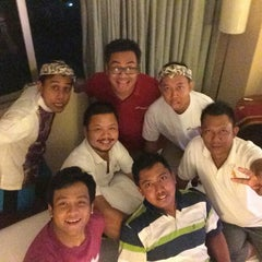 Photo taken at Patra Jakarta Hotel by Zudane M. on 10/16/2014