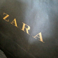 Photo taken at Zara by Bruno G. on 3/21/2013