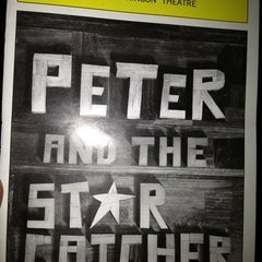 Photo taken at Peter and the Starcatcher by Rachel M. on 12/24/2012