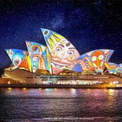 Photo taken at Sydney Opera House by Patrick S. on 6/12/2013